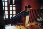 Forged Art – Deco Grip rail and Balusters