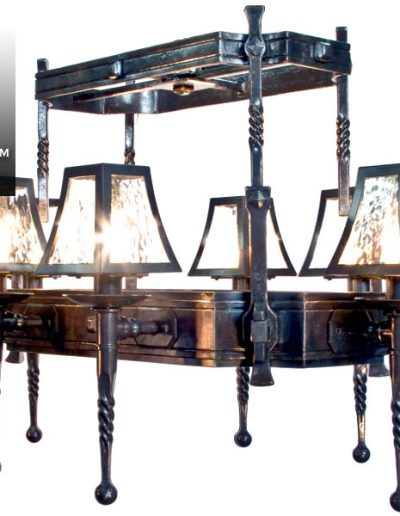 chandelier-dragon-forge-GNL-rustic-modern