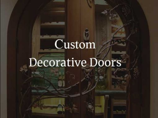 Custom Decorative Doors